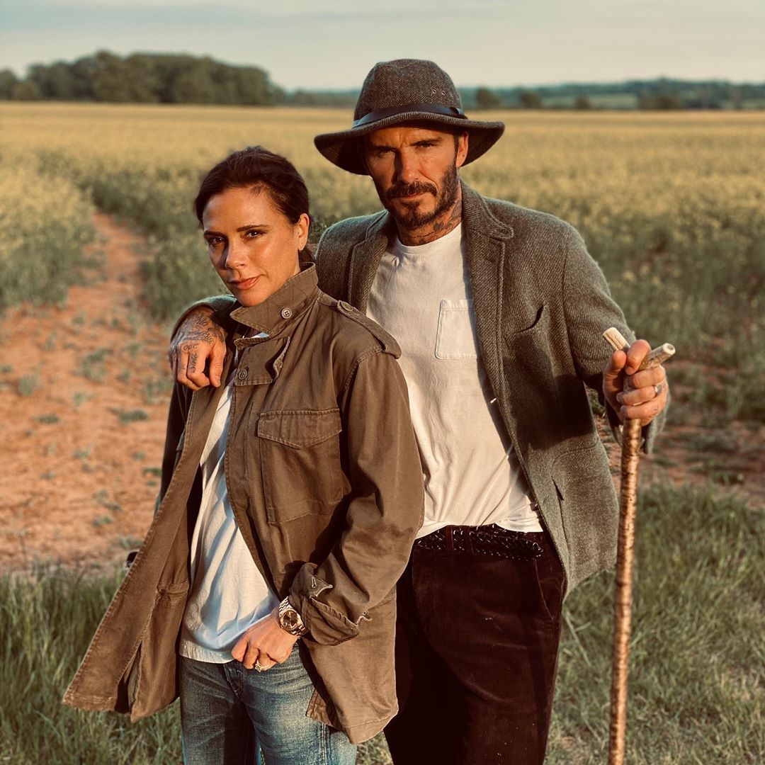 Дэвид и Виктория Бэкхем покажут свою жизнь в документальном сериале Netflix