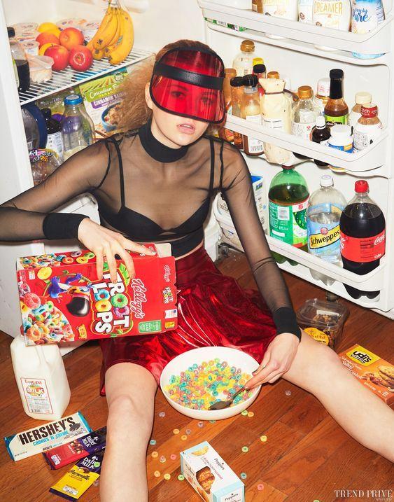 Пищевые привычки, от которых пора избавиться