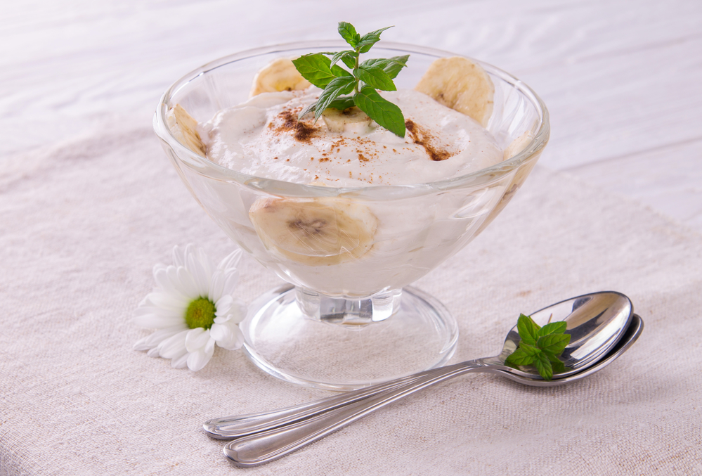 йогурт десерт фото