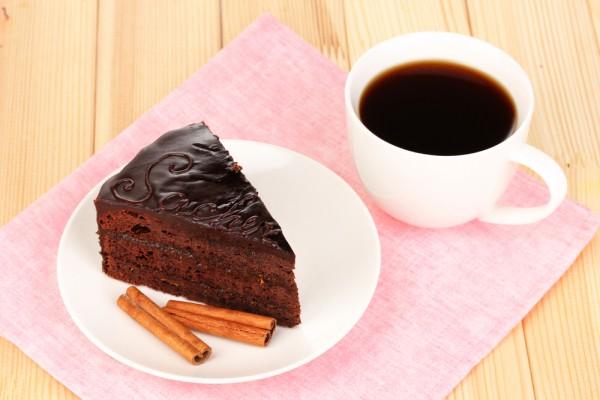 Шоколадный торт Захер новые фото