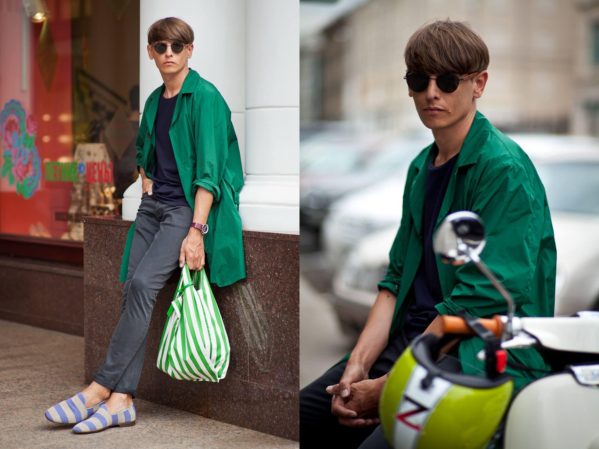 Влад Лисовец расскажет киевским модницам все о модных трендах 2013-2014