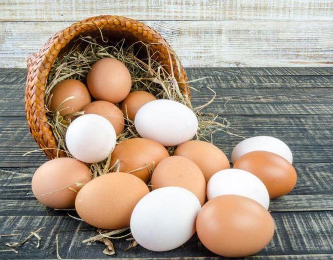 Яйца - нескончаемый источник микроэлементов полезных для детского зрения