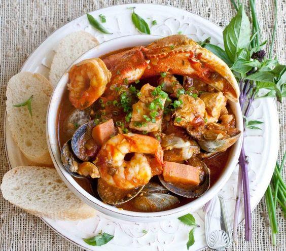 Как приготовить рыбный суп Буйабес