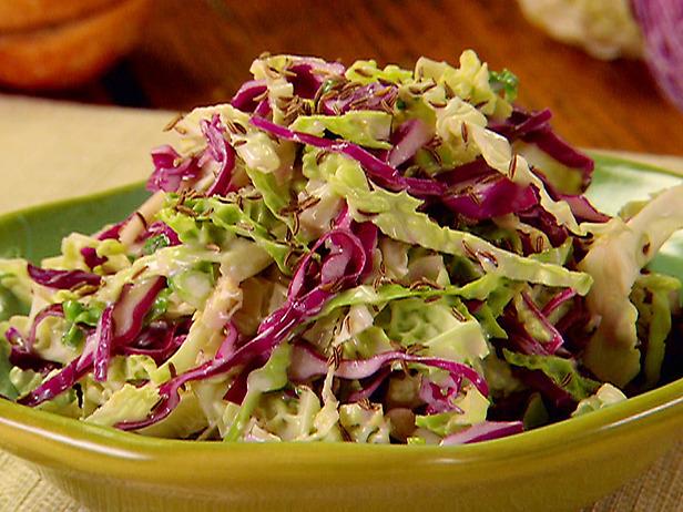 Салат овощной из капусты рецепт с