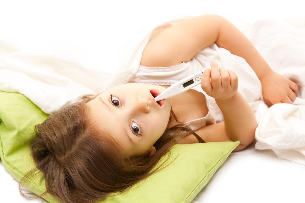 у ребенка при простуде запах изо рта