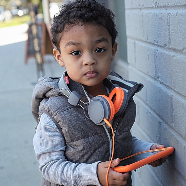 2-летний Сайра стал одним из самых богатых звездных детей