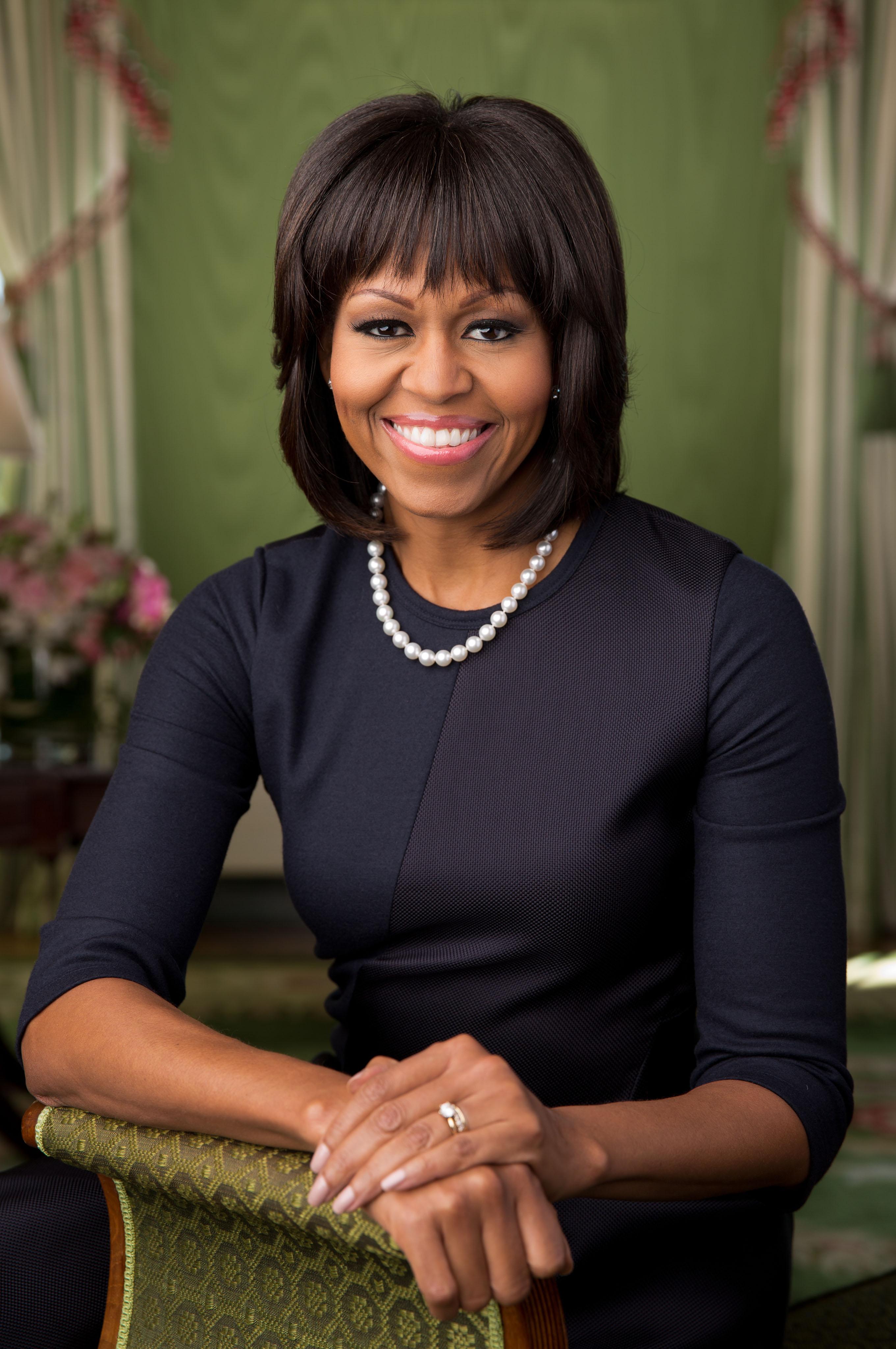 Первая леди Сша Мишель Обама не против пластических операций