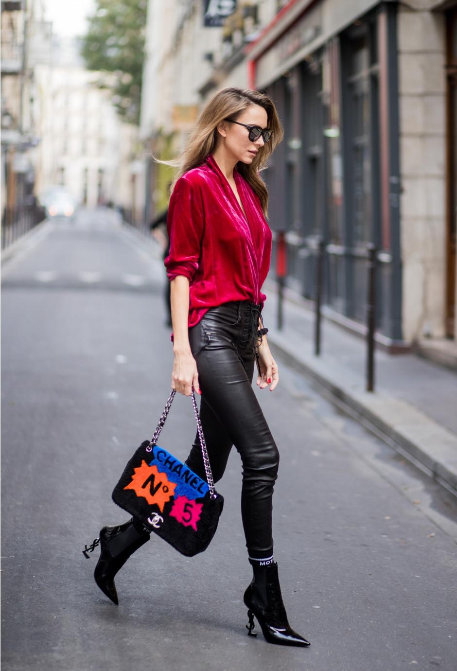 Женская одежда, которая нравится мужчинам: Скинни