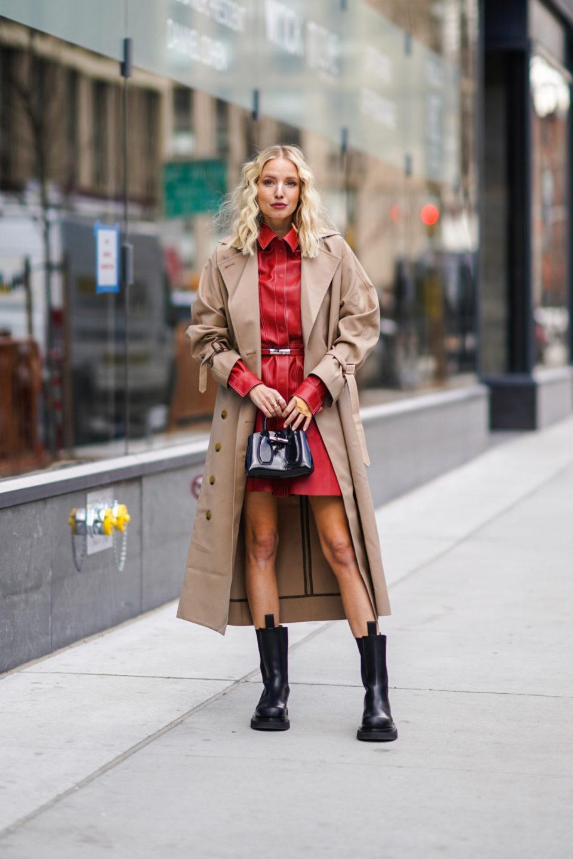 Как одеваются жительниц самых модных городов мира: Нью-Йорк