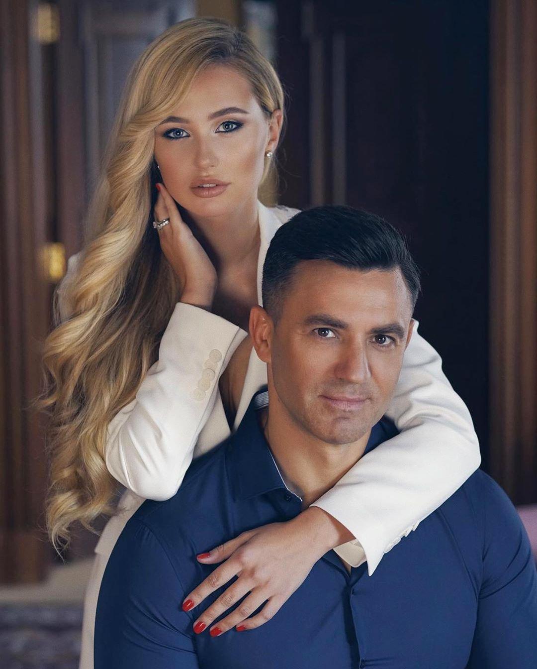 Жена Николая Тищенко стала третьей в «ВИА Гре»