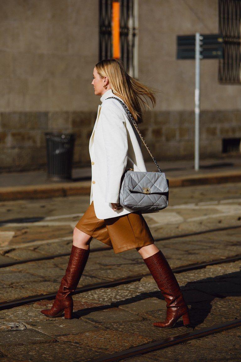 Как одеваются жительниц самых модных городов мира: Милан
