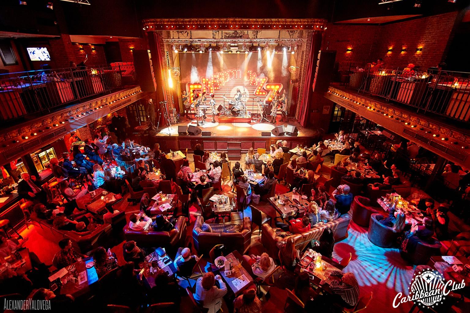 Caribbean Club Concert-Hall