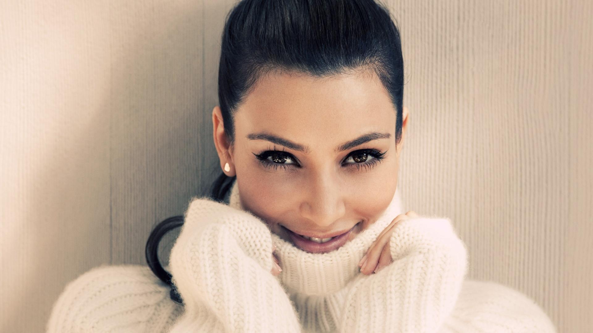 Светская львица Ким Кардашян мечтает стать иконой стиля