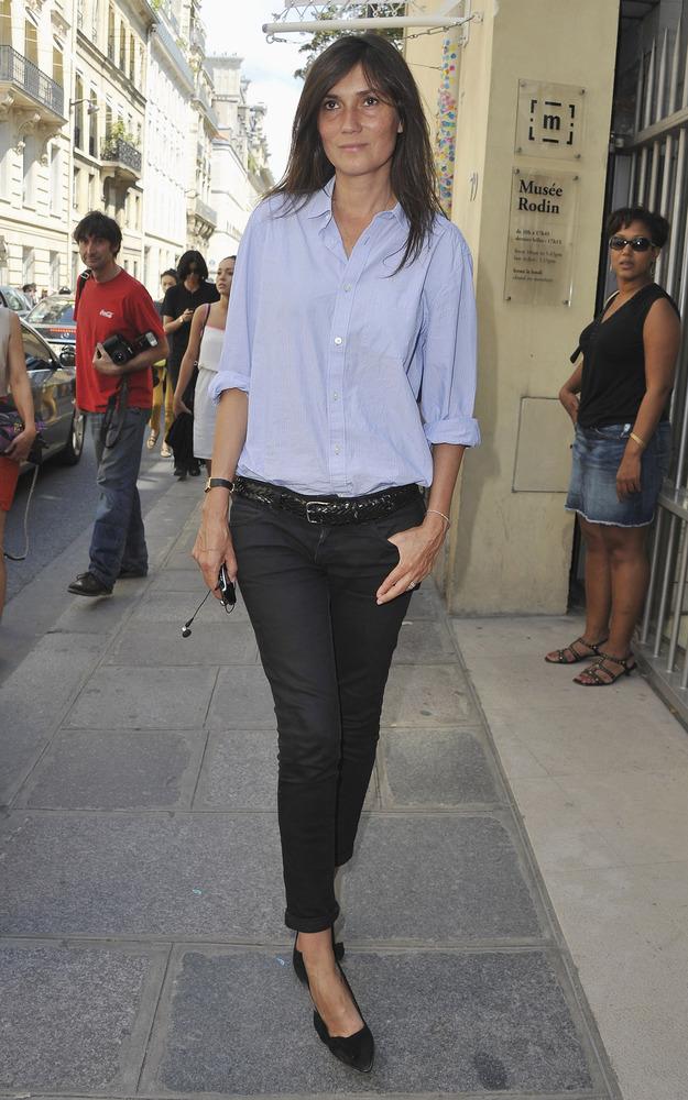 Эммануэль Альт – журналист, главный редактор французского издания Vogue