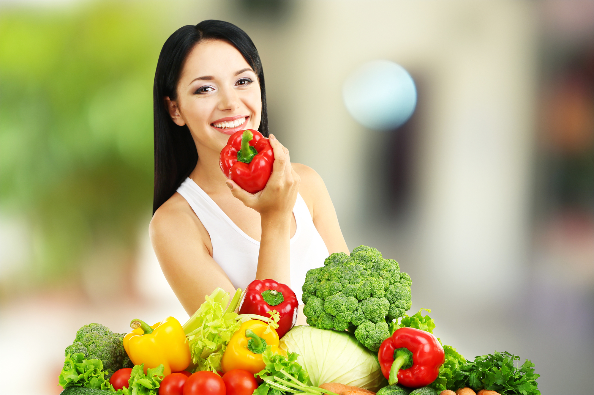 Сезонные продукты: чем питаться летом