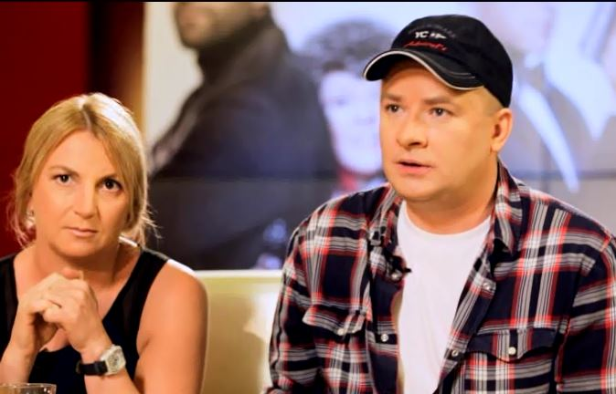 Андрей Данилко с Инной Белоконь