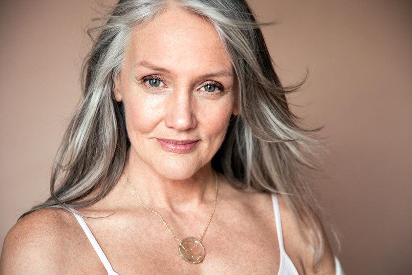 63-летняя модель Синди Джозеф с радостью проживает каждый день своей жизни