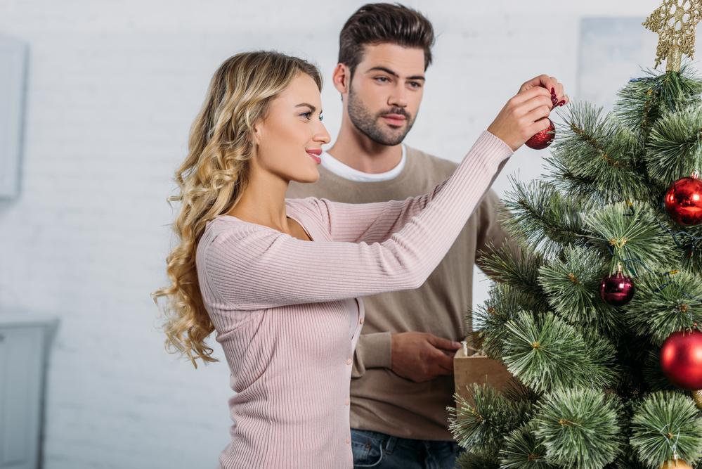 В Сети можно подсчитать, каким количеством игрушек украсить елку