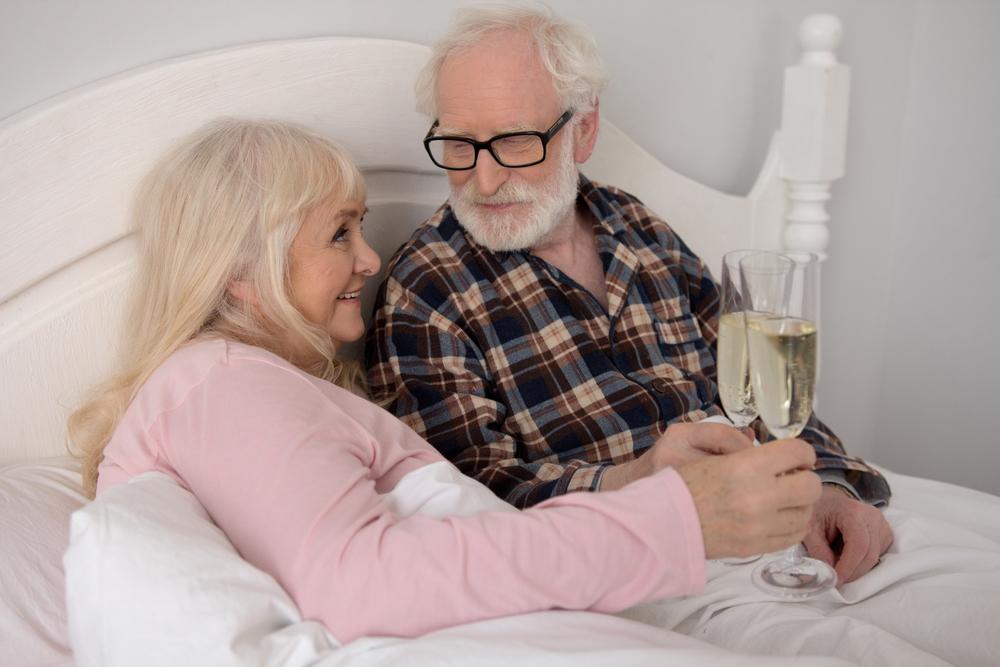 Чем полезен секс в пожилом возрасте