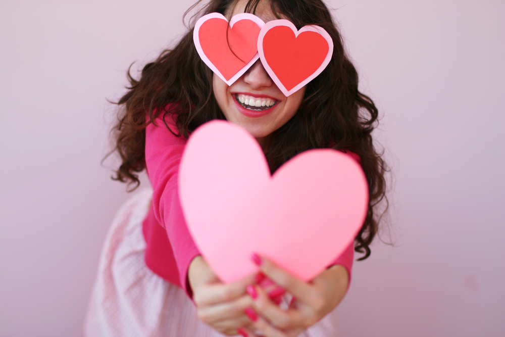 Как подарить день влюбленных