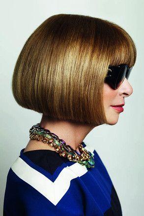 Иконе моды есть, что рассказать: секреты стиля Анны Винтур