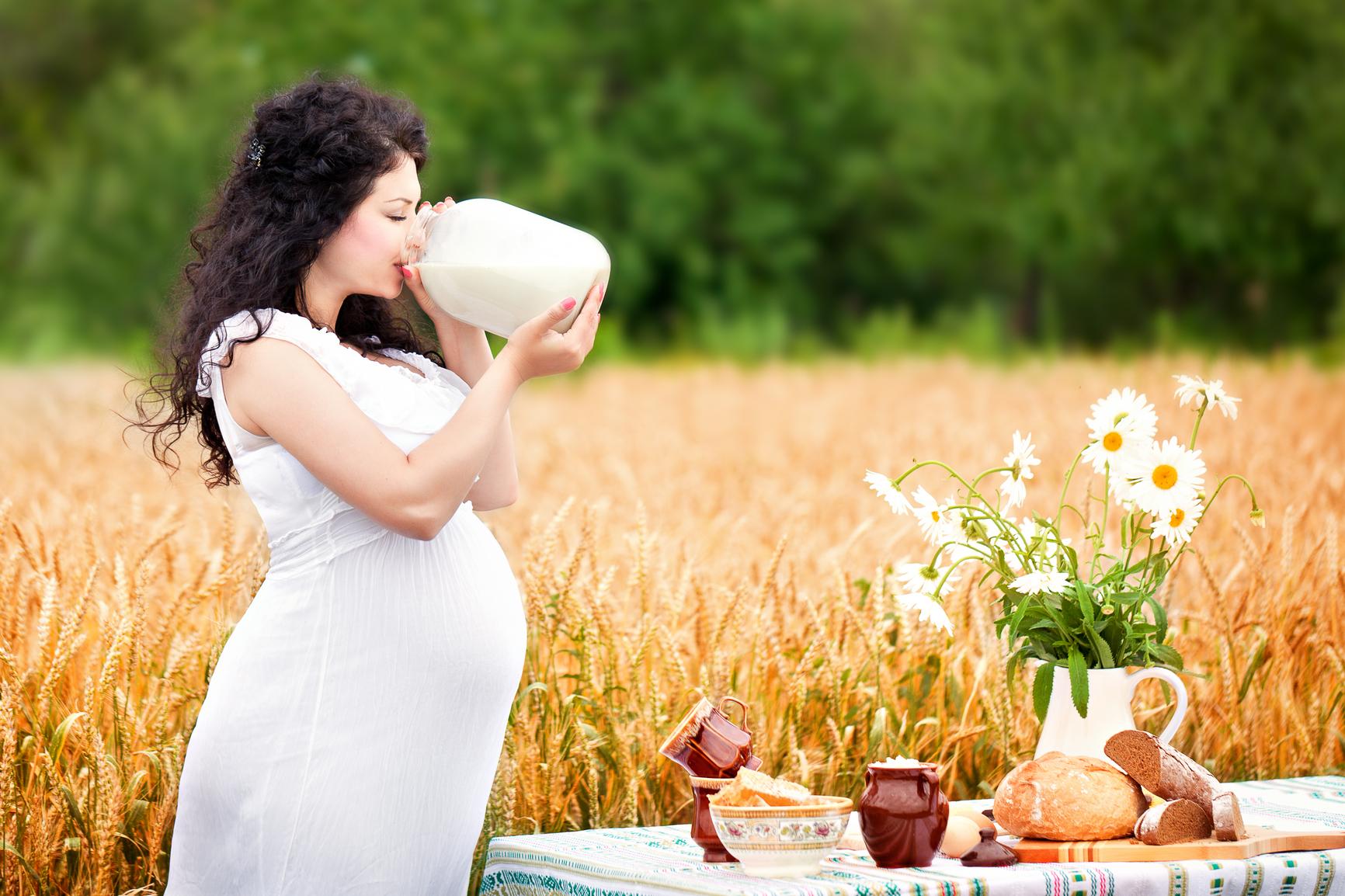 Как похудеть во время беременности без вреда для будущего ребенка
