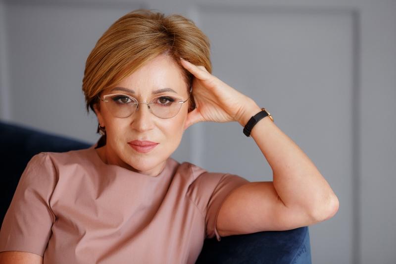 Елена Бердинская, генеральный директор косметологической компании