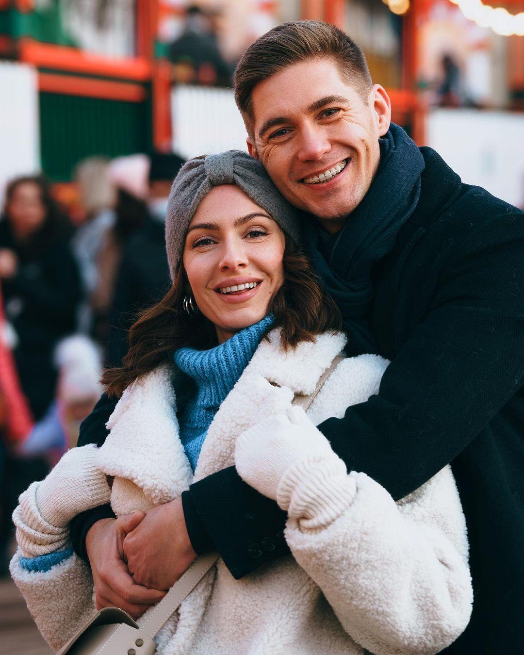 Жена Остапчука резко ответила хейтерам насчет ревности