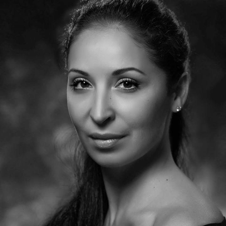 Миссис Украина Европа 2015 Марианна Межебовская