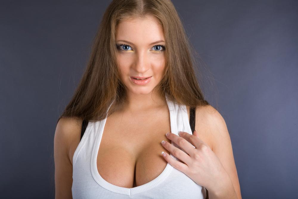 секреты увеличения груди