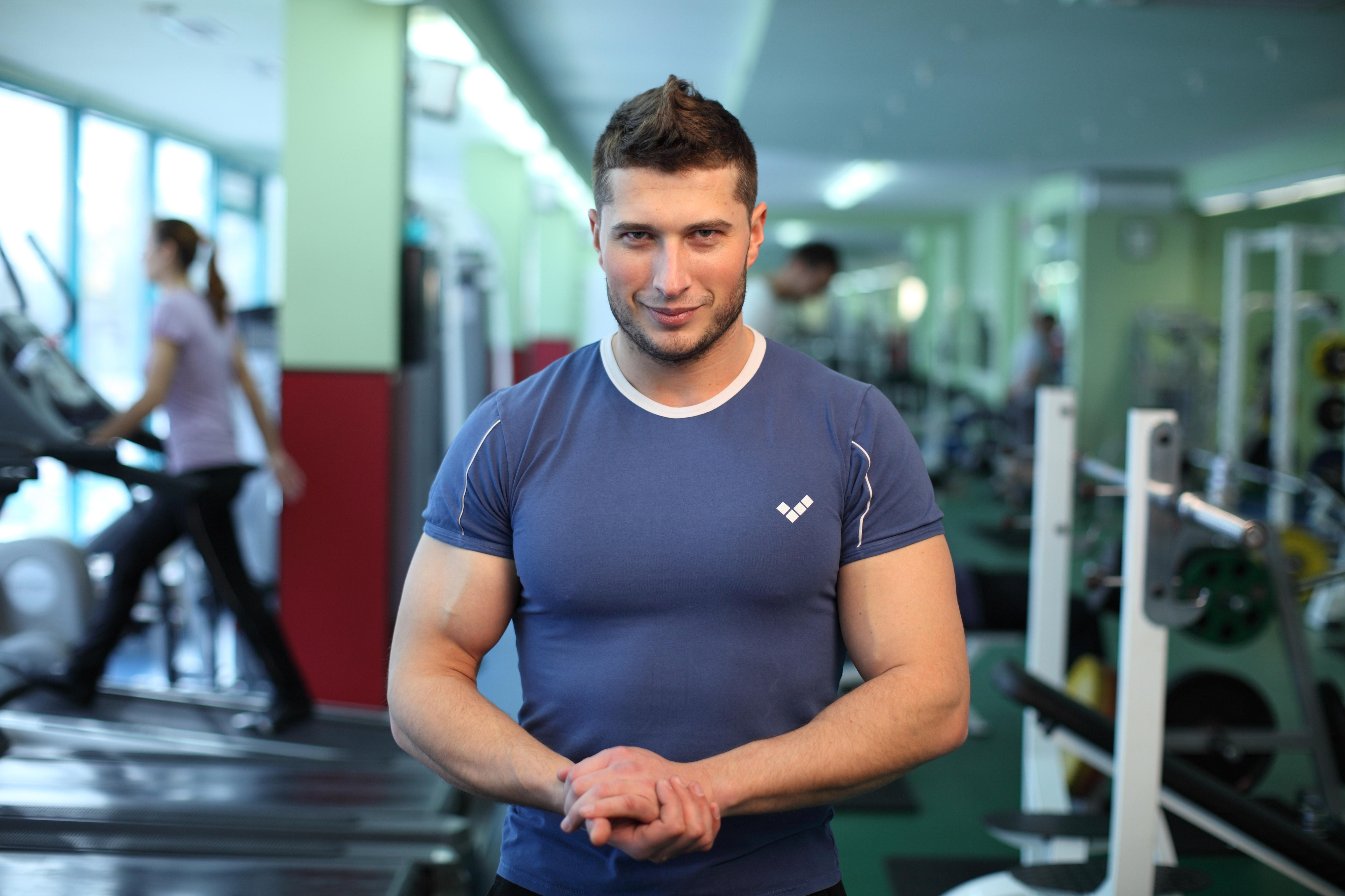 Фото русских тренеров 2 фотография