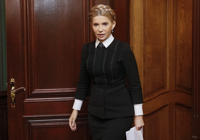 Трансформации в имидже Юлии Тимошенко