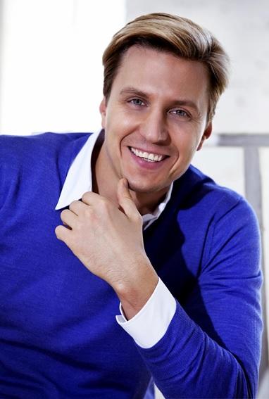 Александр Белов, которого модель обвиняет в избиении