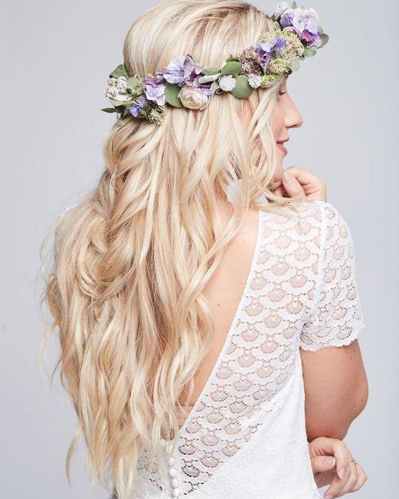ТОП-5 самых модных причесок этого лета - аксессуары в волосах