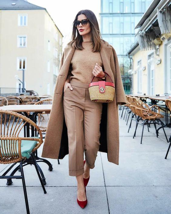 Smart casual - стиль итальянских женщин