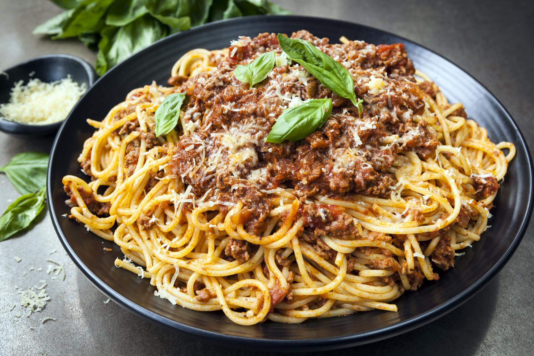 Видео как приготовить спагетти