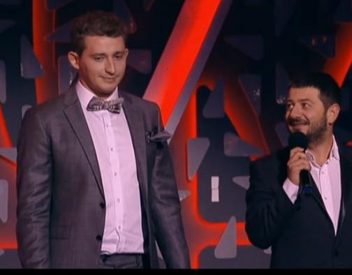 Новая волна 2015: Коля Серга и Михаил Галустян