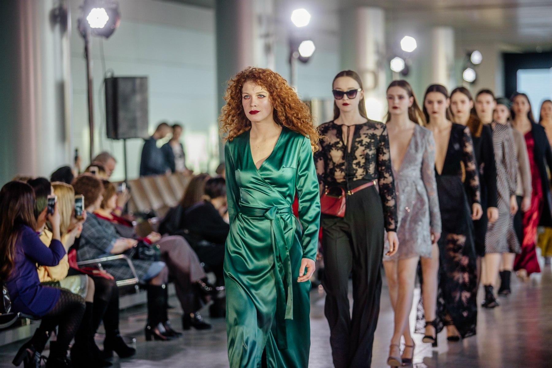 Неделя моды в Киеве