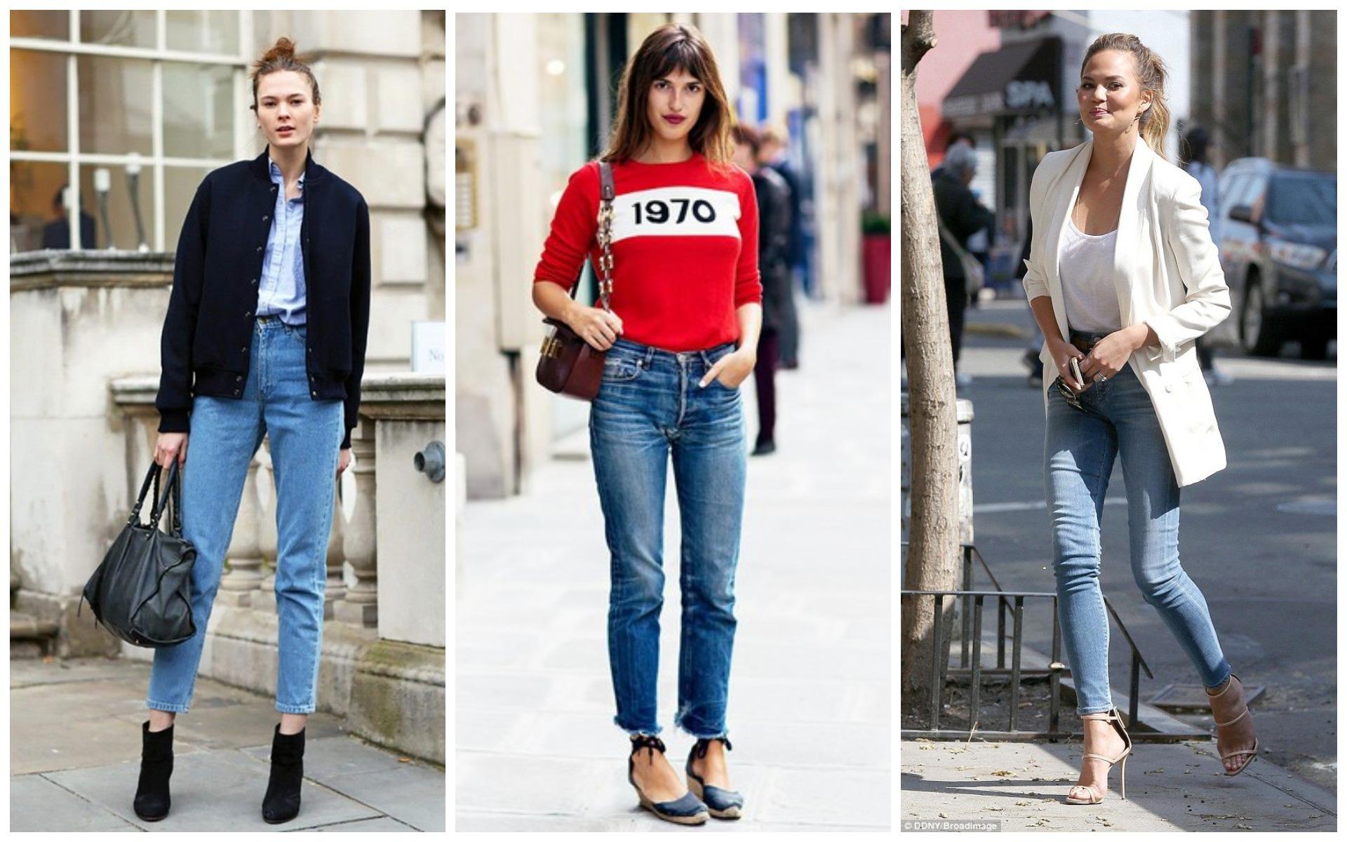 Классические или скинни - в каких джинсах чувствуешь себя максимально комфортно?