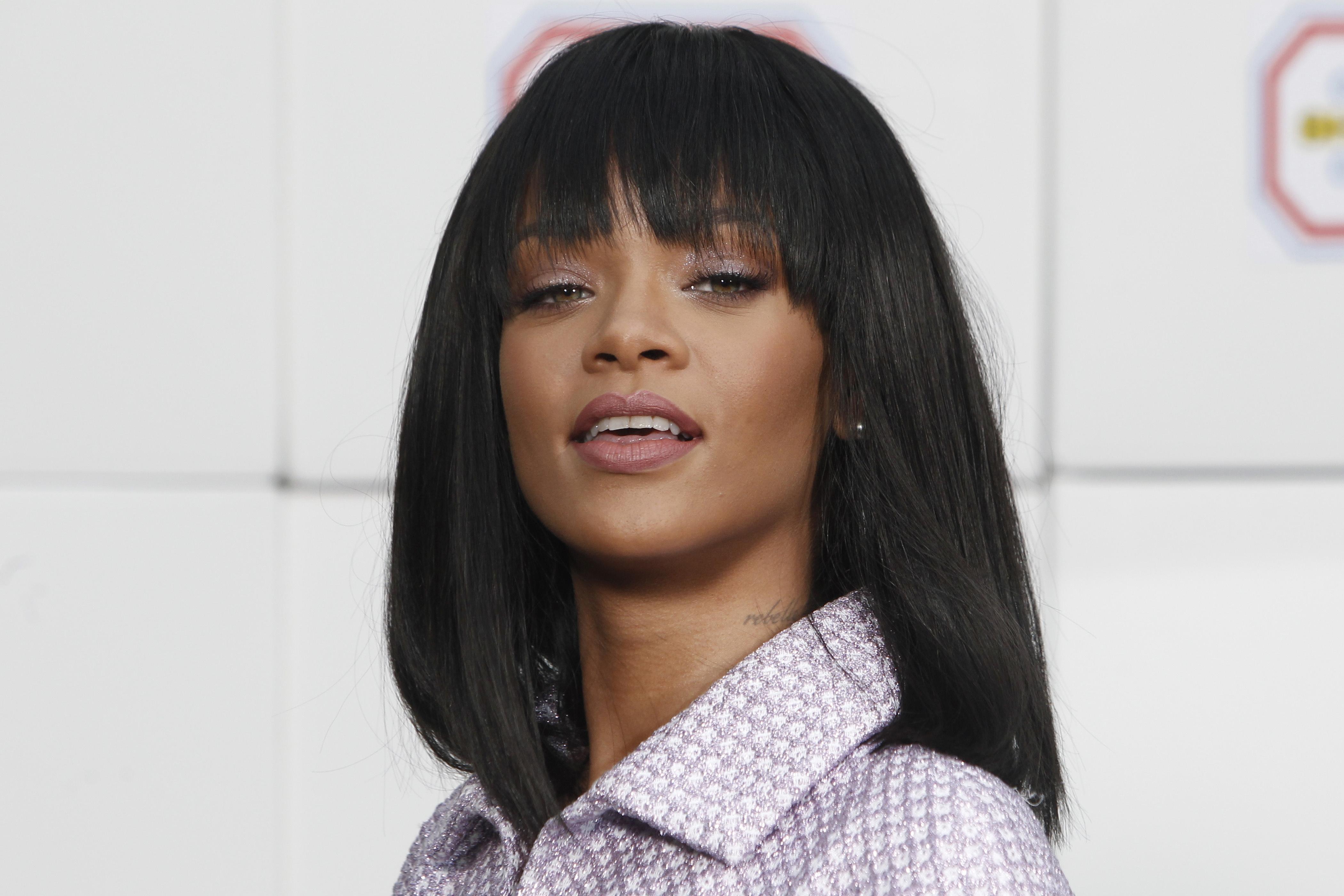 Рианна снимается в новом рекламном ролике для Dior