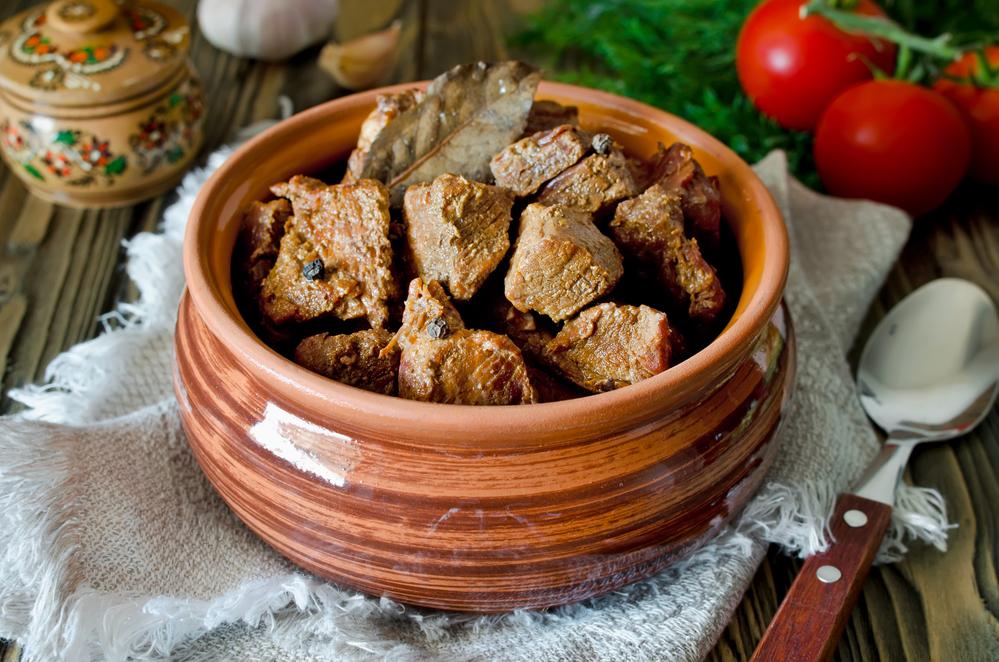 блюда в мультиварке рецепты с фото из мяса говядины