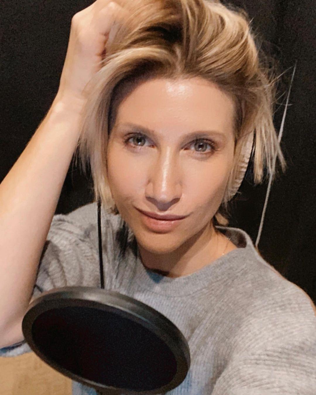 Анита Луценко поразила своей сексуальностью