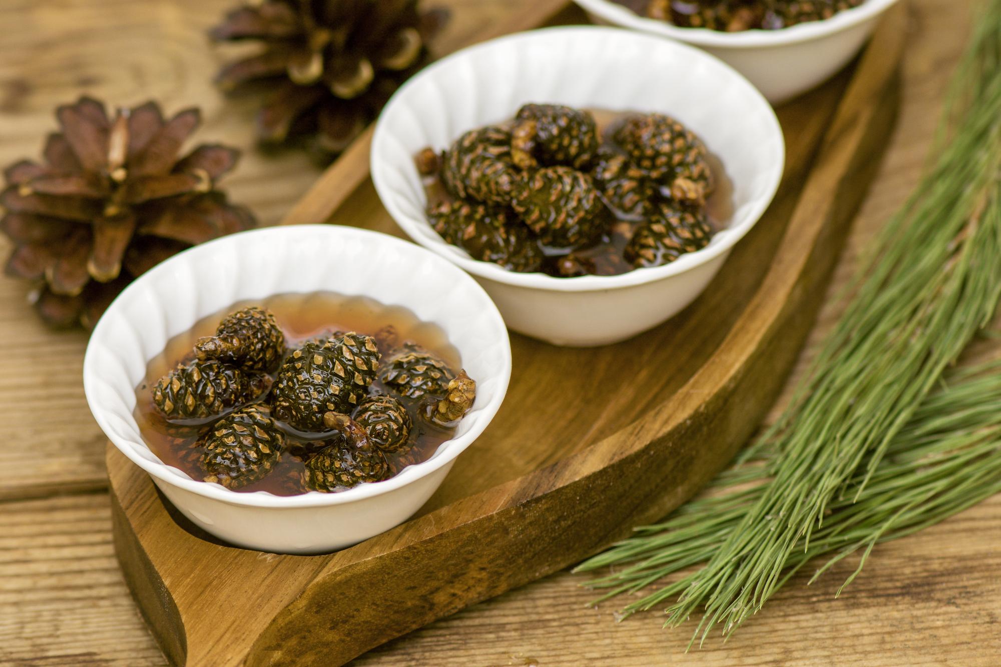 Экзотическое варенье из сосновых шишек: рецепт на зиму