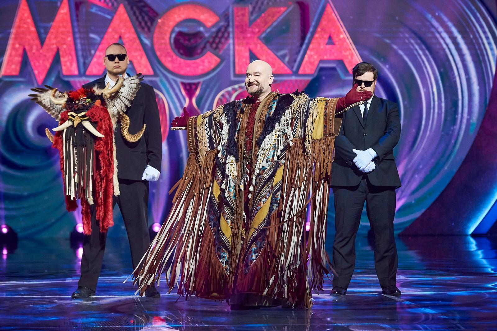Шоу Маска на телеканале Украина