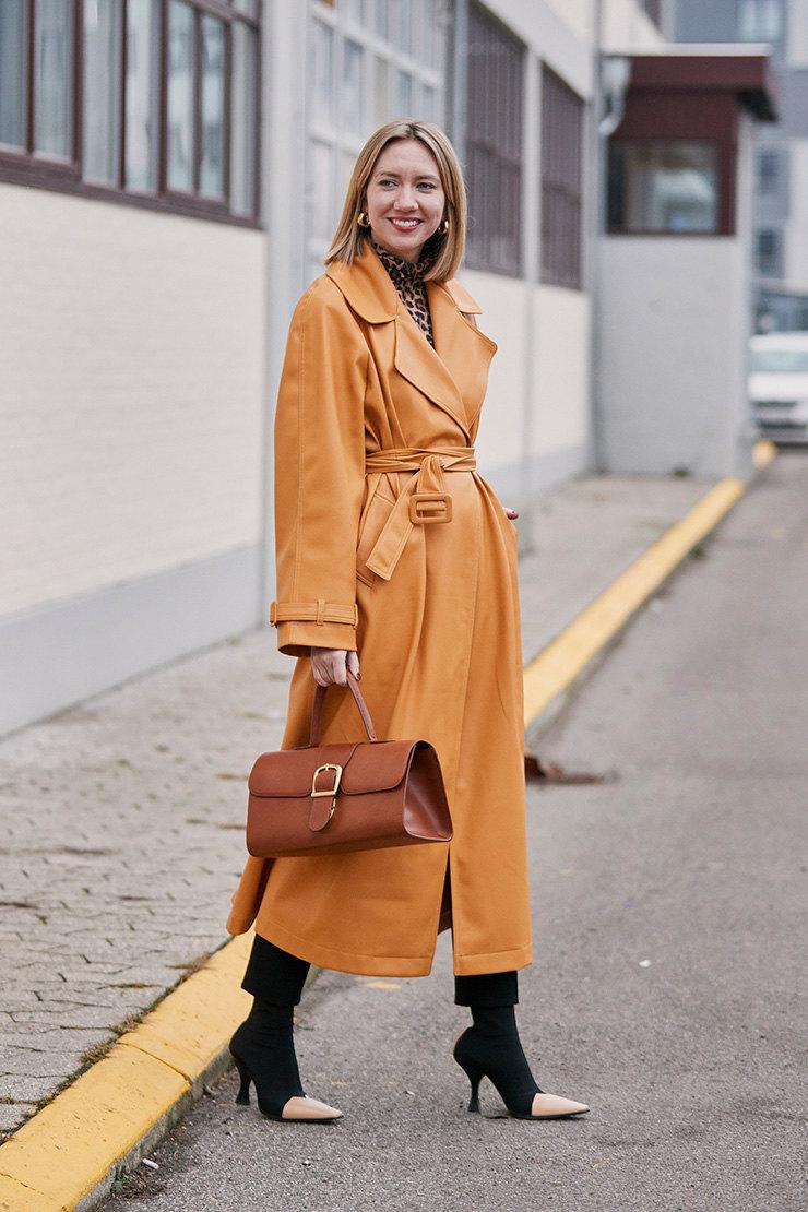 Как подобрать идеальное пальто по типу фигуры