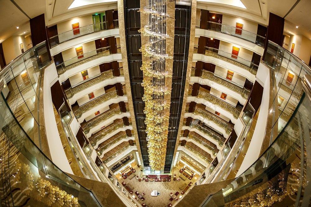 Харьковский luxury-отель Ярославского Kharkiv Palace 5* соберет звезд на ELLE Active Forum