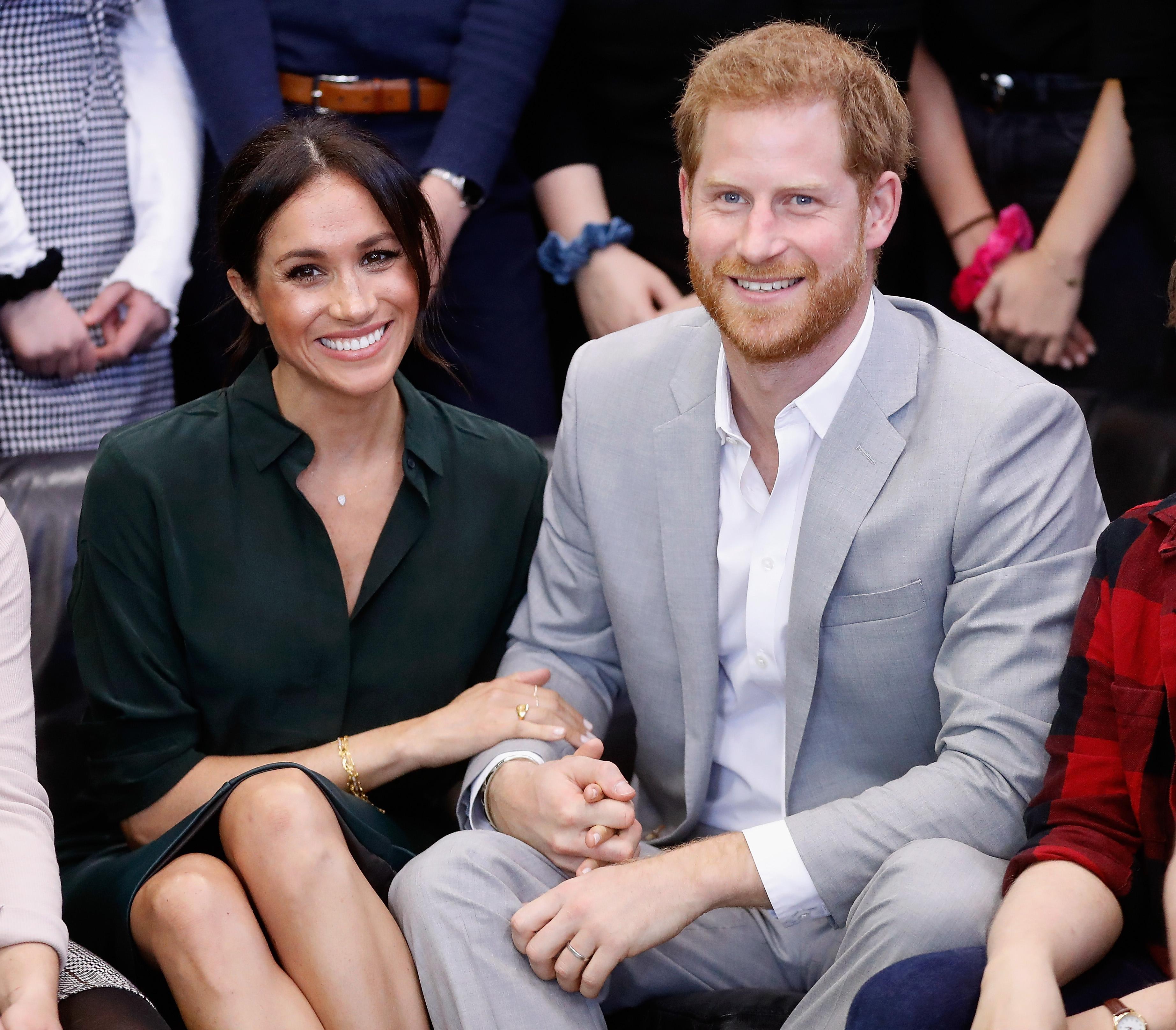 Меган Маркл и принц Гарри рассказали о жизни без королевских полномочий