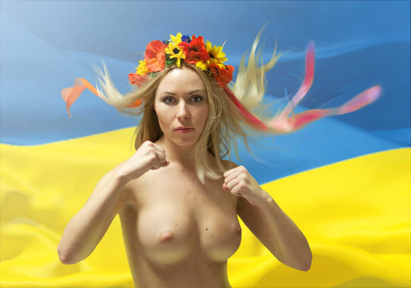 Секс фото украинских девушек