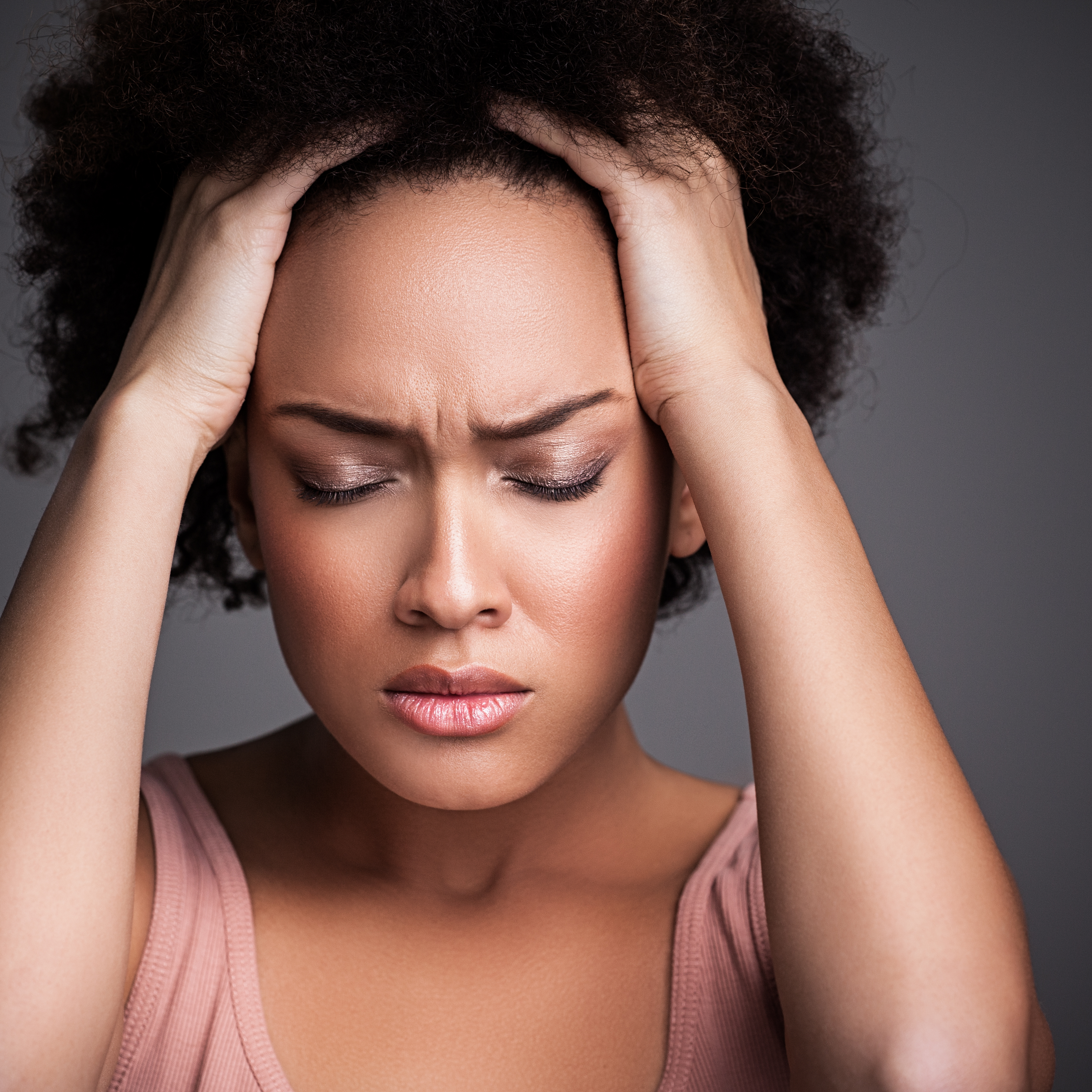 Депрессия беременной может вызвать агрессивность у малыша