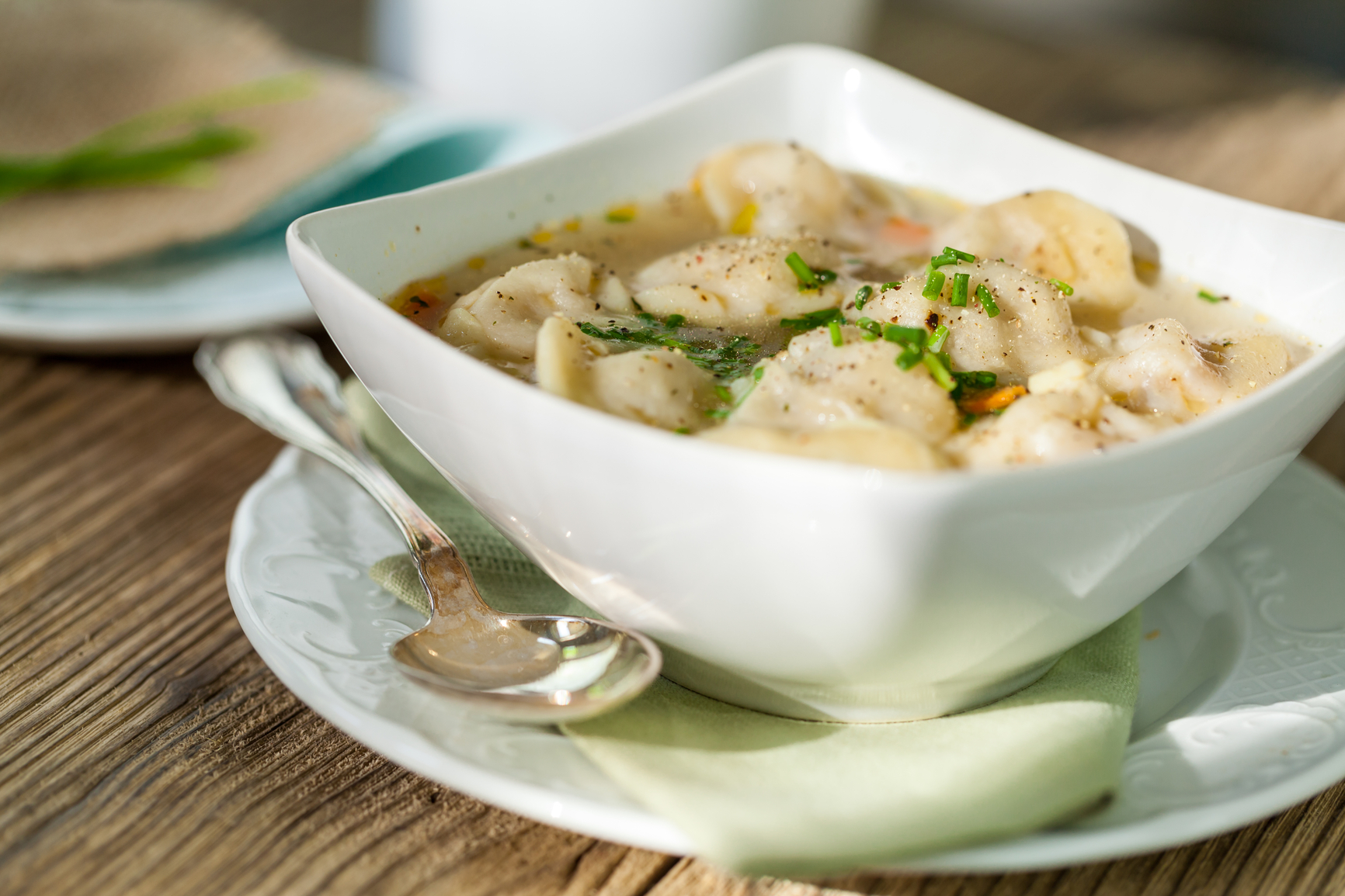 Как сделать пельменный суп